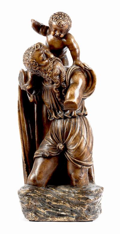 Italienischer Bildhauer des 17. Jahrhunderts