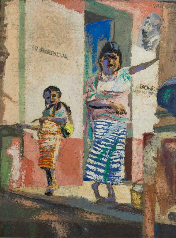 Südamerikanischer Künstler des 20. Jahrhunderts