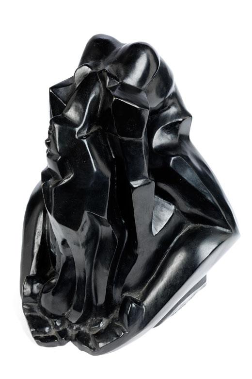 Detailabbildung: Bildhauer der Moderne