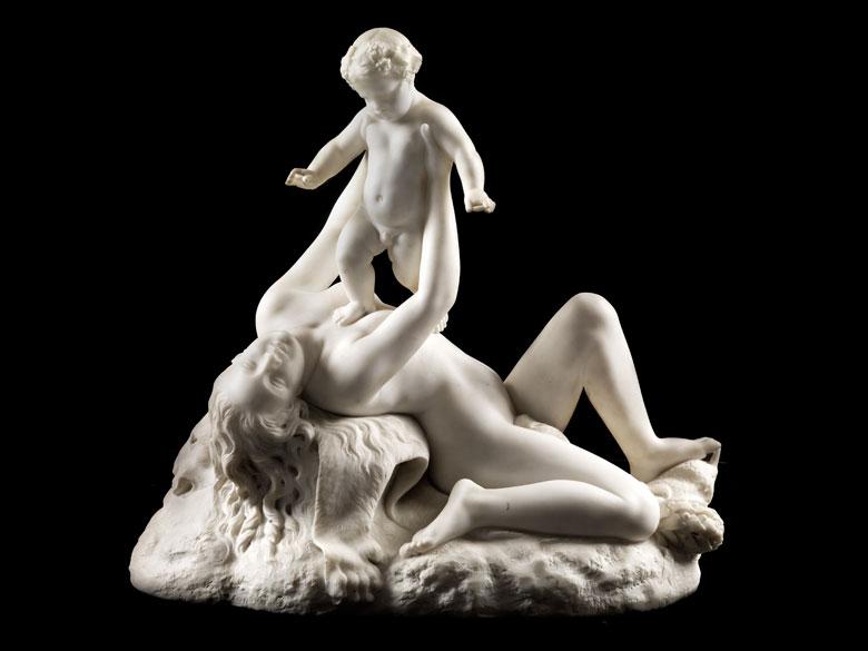 James Pradier 1790 – 1852, zug.