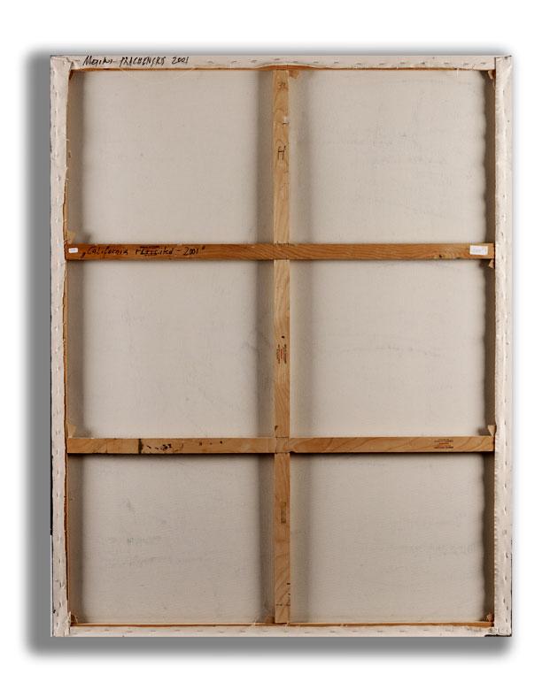 Detailabbildung: Markus Prachensky, 1932 Innsbruck – 2011 Wien