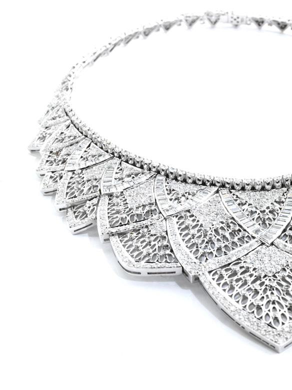 Detailabbildung: Diamantcollier