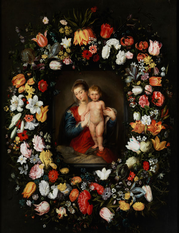 Jan Brueghel der Jüngere (1601 Antwerpen – 1678) und Otto van Veen (1556 – 1629)