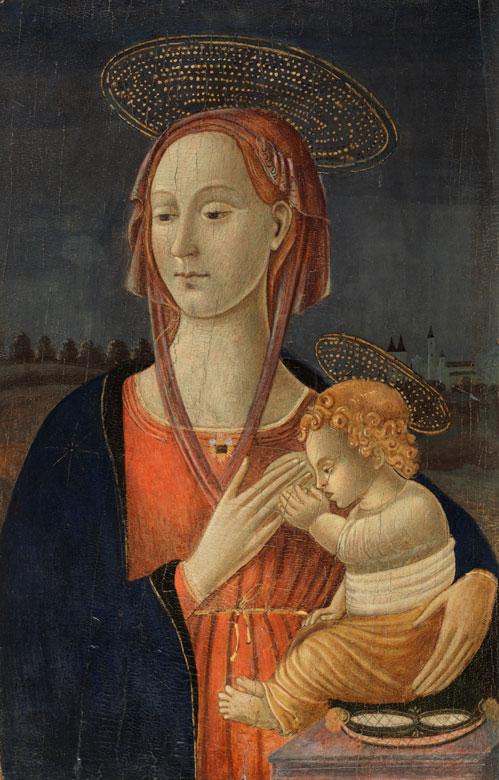 Florentinischer Meister aus dem Umkreis des Paolo Uccello, 1397 Florenz – 1475