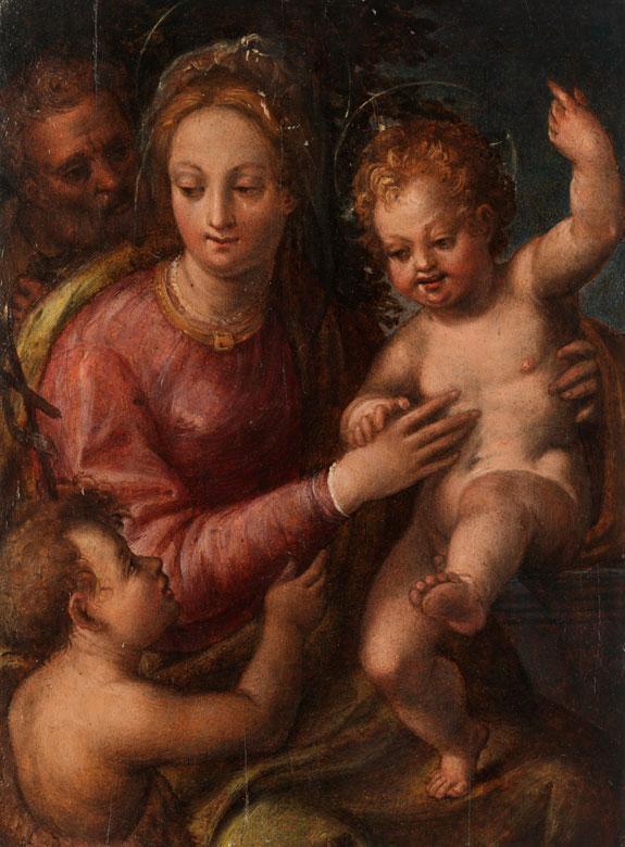Meister des 17. Jahrhunderts der Schule von Parma