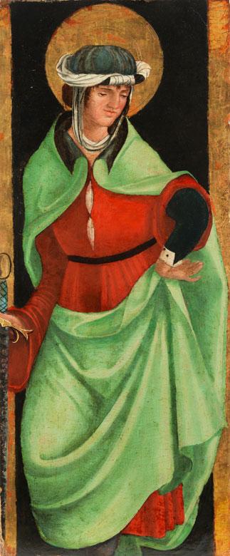 Schwäbischer Maler des ausgehenden 15. Jahrhunderts