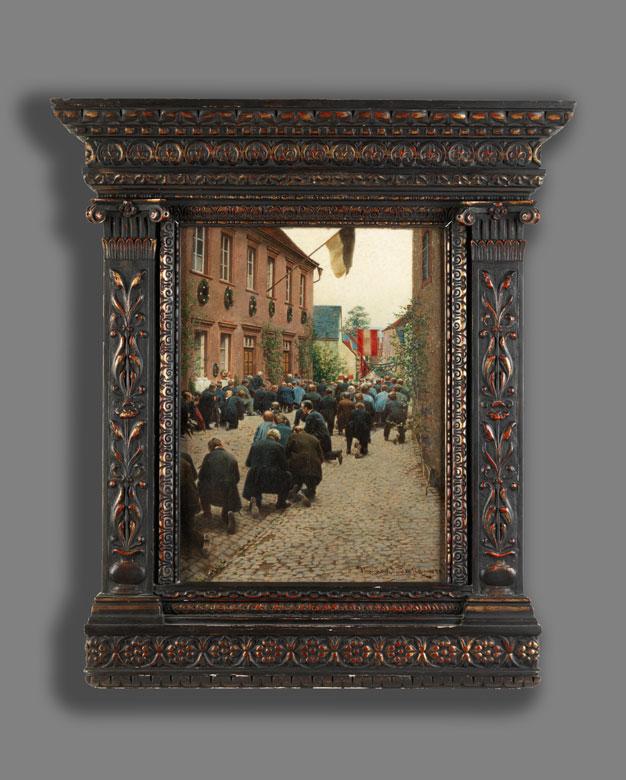 Heinrich Lessing, 1856 Düsseldorf – 1930 Berlin