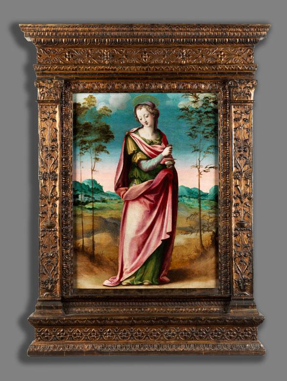 Michele Tosini, genannt Michele di Ridolfo Ghirlandaio , 1503 Florenz – 1577