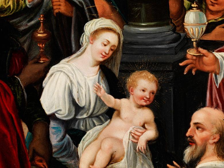 Detailabbildung: Deutscher Maler des 17. Jahrhunderts