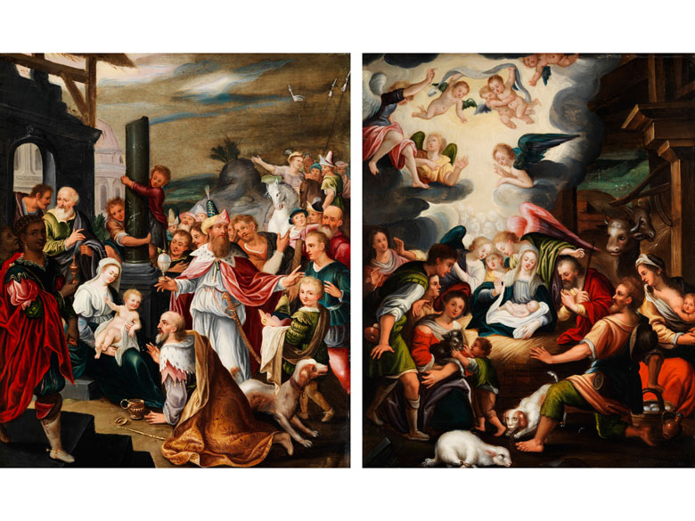 Deutscher Maler des 17. Jahrhunderts