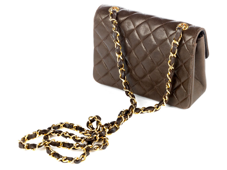 Braune Chanel Handtasche Timeless Hampel Fine Art Auctions 6 12 2018