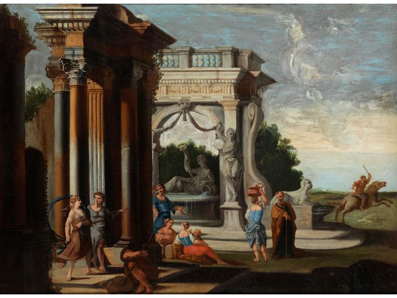 Giovanni Paolo Panini, 1691 Piacenza – 1765 Rom, zug.