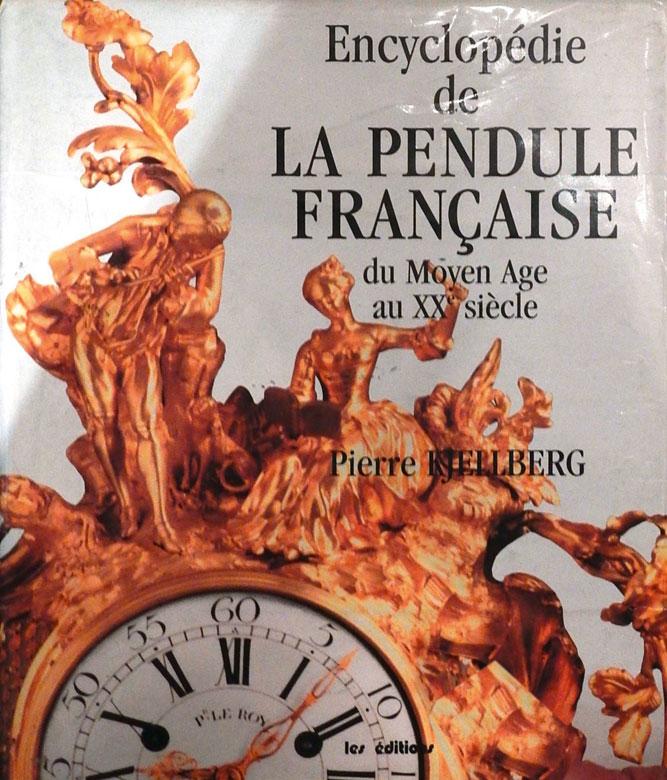 Detailabbildung: Bedeutende französische Kaminuhr