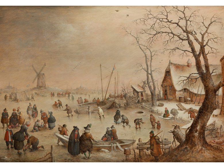 Hendrick van Avercamp, 1585 Amsterdam – 1634 Kampen
