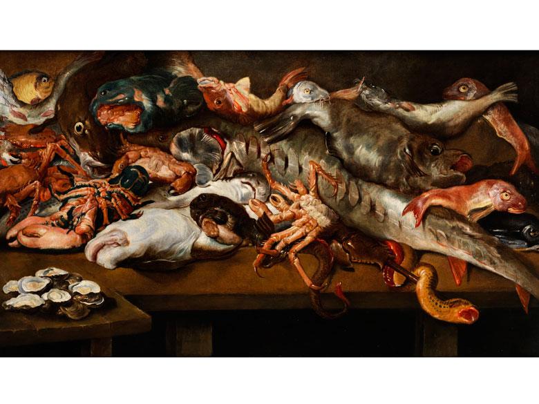 Frans Snyders, 1579 Antwerpen – 1657 ebenda, zug.