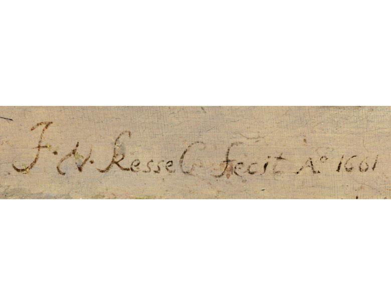 Detailabbildung: Jan van Kessel I, um 1626 Antwerpen – 1679 ebenda