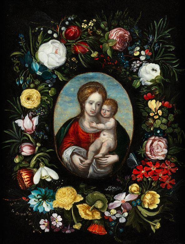 Flämischer Maler des 17. Jahrhunderts in der Nachfolge des Jan Brueghel d. J. (1601-1678)