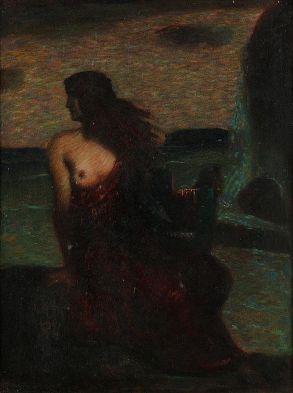 Adolf Frey-Moock, 1881 Jona/ Kanton Sankt Gallen – 1954 Egnach