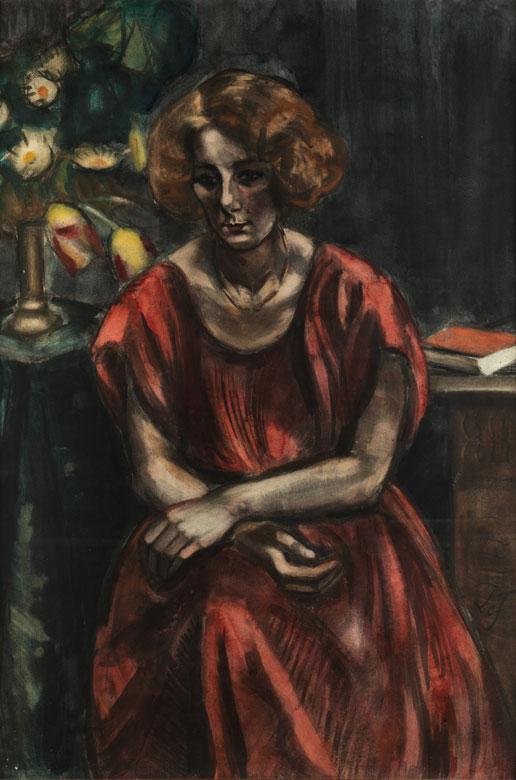 Henri Le Fauconnier, 1881 Hesdin – 1946 Paris