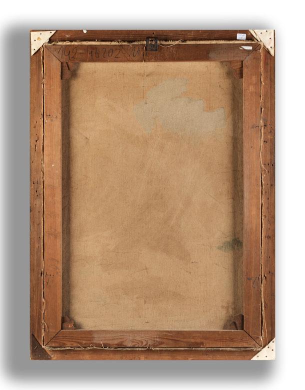 Detailabbildung: Cäsar Philipp, 1859 – 1930, Maler des 20. Jahrhunderts.