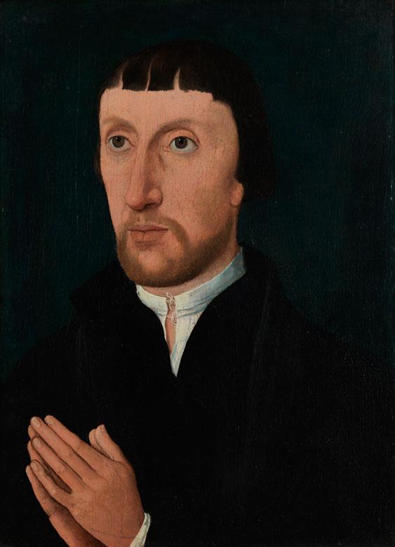 Flämischer Meister um 1480 in Nähe des Meisters der Fürstenbildnisse