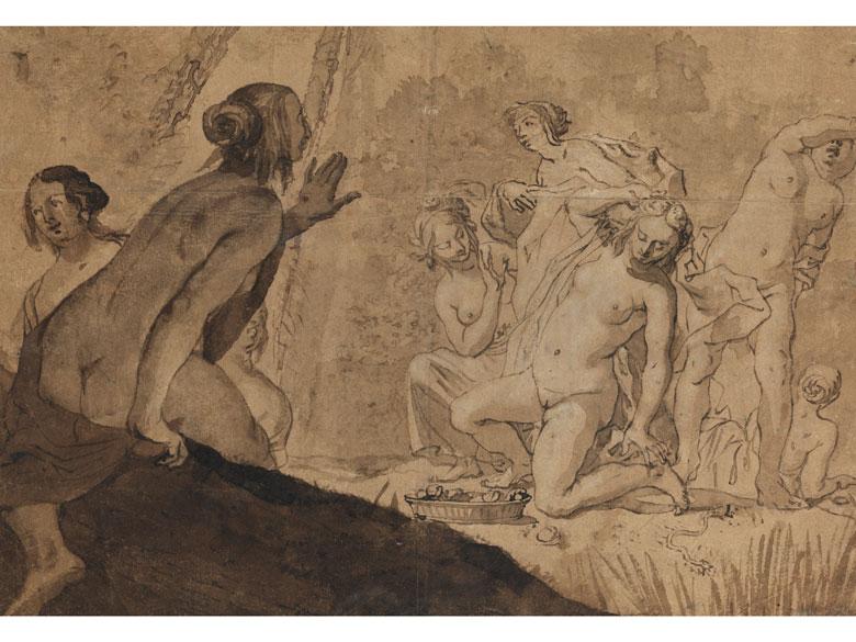 Maler/ Zeichner des 17. Jahrhunderts