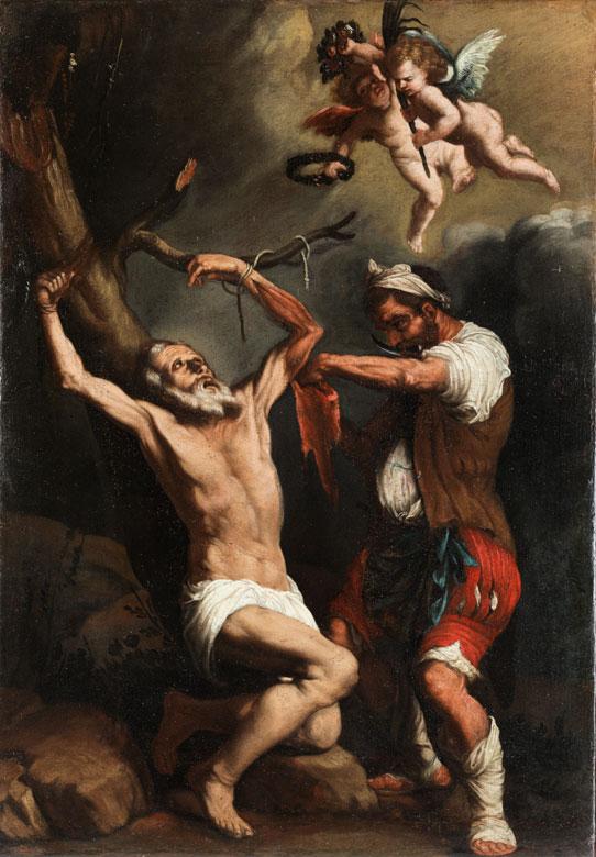 Maler des 17. Jahrhunderts nach Jusepe de Ribera 1588/91-1652