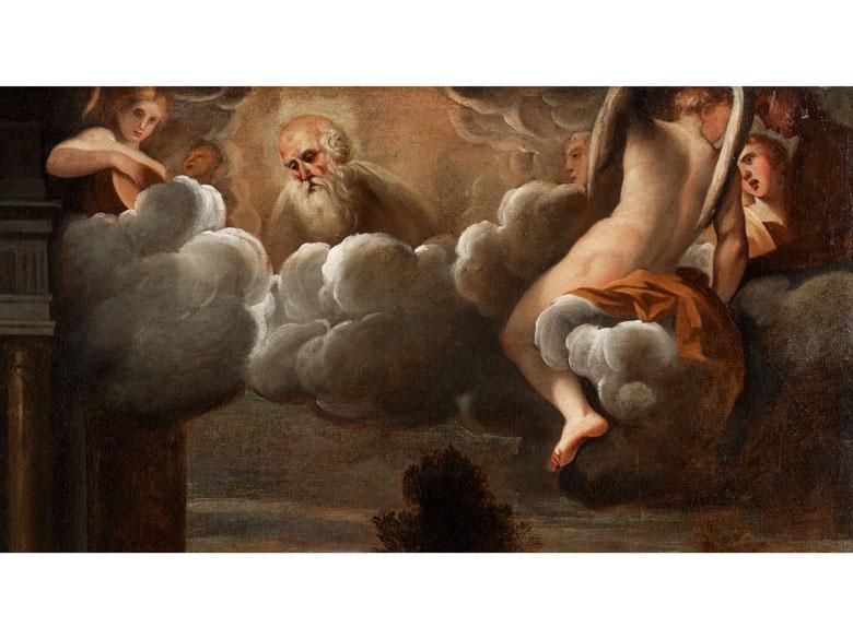 Detailabbildung: Ludovico Carracci, 1555 – 1619