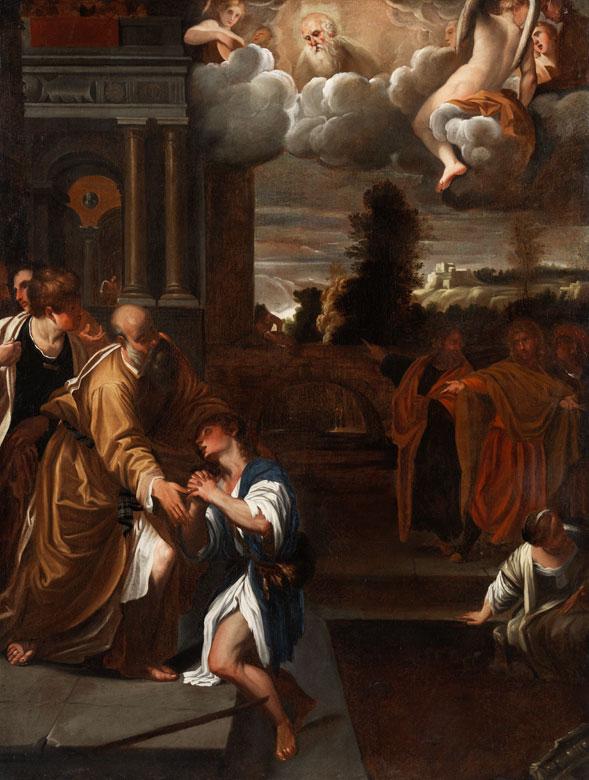 Ludovico Carracci, 1555 – 1619