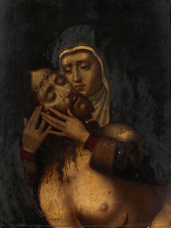 Niederländischer Maler aus dem Umkreis von Dieric Bouts, 1415/20 Haarlem – 1475 Löwen