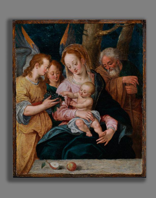 Detailabbildung: Dirck de Quade van Ravesteyn, 1565/70 – 1619/29