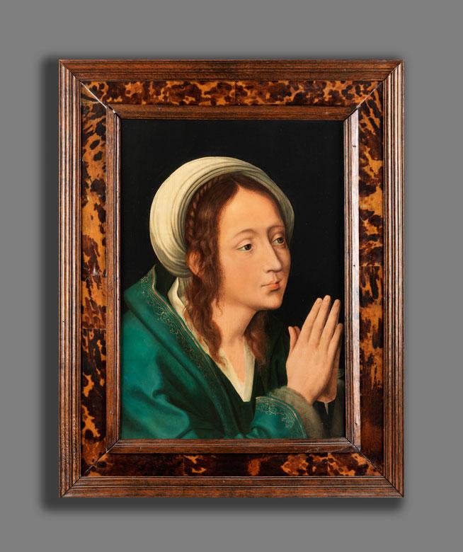 Detailabbildung: Meister der flämischen Schule des 16. Jahrhunderts aus dem Kreis von Jan Metsys (um 1510-um 1575)