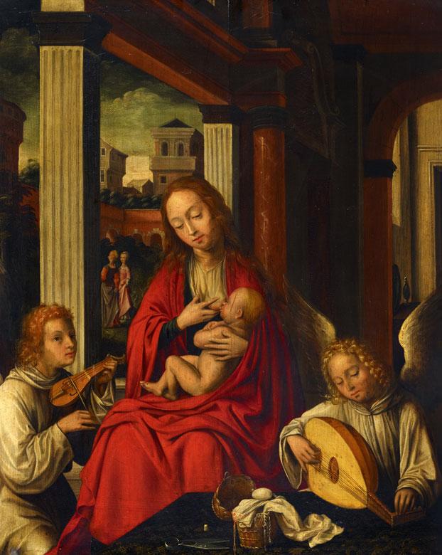 Willem Key, um 1515 Breda – 1568 Antwerpen