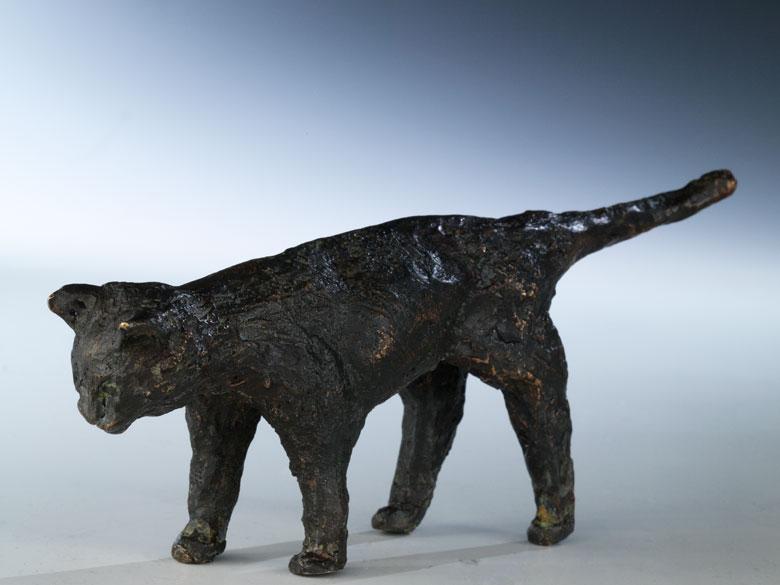Detailabbildung: Diego Giacometti, 1902 Borgonovo – 1985 Paris