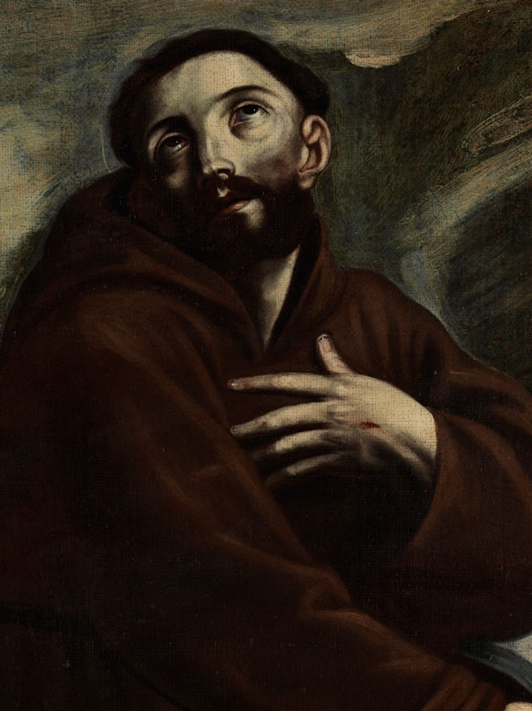 Detailabbildung: Maler der Bologneser Schule des 17. Jahrhunderts