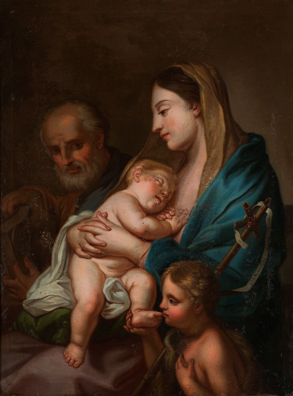 Francesco Trevisani, 1656 – 1746, zug.