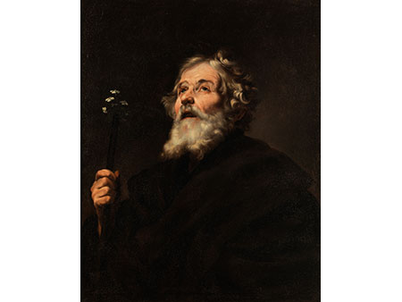 Jusepe de Ribera, 1588/91 Valencia – 1652 Neapel, zug.