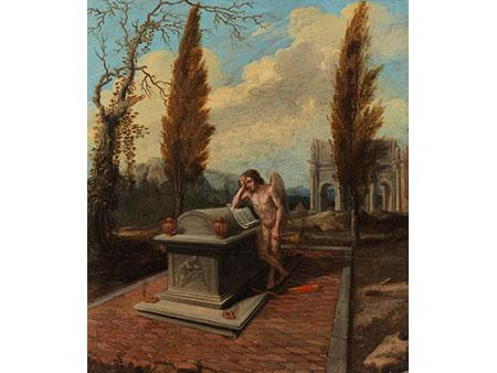 François Sablet, 1745 Morges – 1819 Nantes, Schule/ Umkreis.