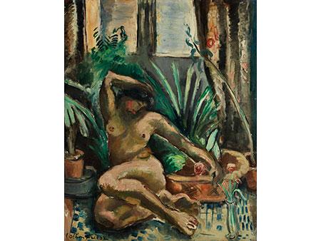 Emile Othon Friesz, 1879 Le Havre – 1949 Paris
