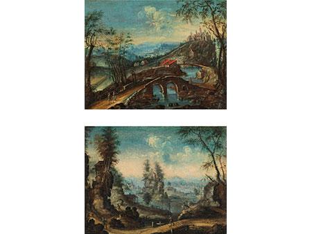Peeter Gysels, 1621 – 1690, Umkreis