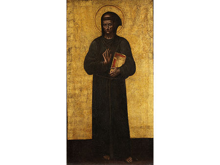 Bonaventura Berlinghieri, 1210 Lucca – 1287 ebenda, zug.