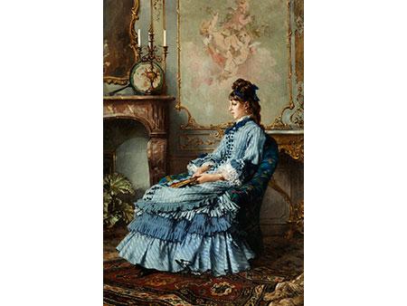 Frederick Hendrik Kaemmerer, 1839 Den Haag – 1902 Paris