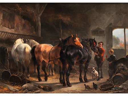 Wouter Verschuur d. Ä., 1812 Amsterdam – 1874 Vorden