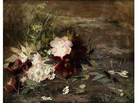 Geraldine Jacoba van de Sande Bakhyuzen, 1826 Den Haag – 1895 ebenda