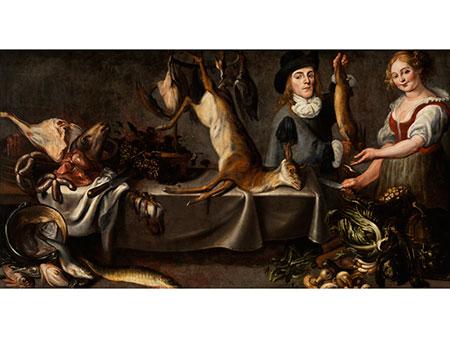 Adriaen van Utrecht, 1599 – 1652