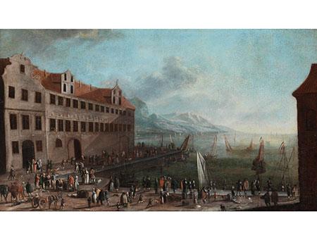 Holländische Schule der zweiten Hälfte des 17. Jahrhunderts
