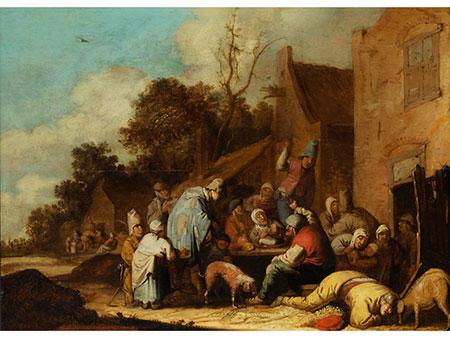 Pieter de Bloot, 1601 Rotterdam – 1658, zug.