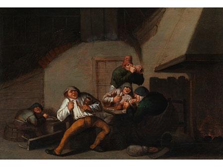 Adriaen van Ostade, 1610 Haarlem – 1685 ebenda, Nachfolge