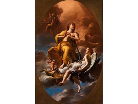 Niccolo Ricciolini, 1687 Rom – nach 1757 (1772?), zug.