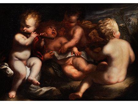 Domenico Piola d. Ä.,1627 Genua – 1703, zug.